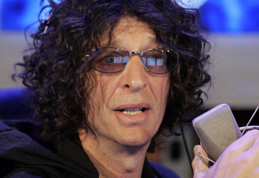 Image: Howard Stern